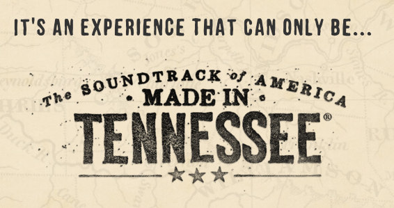 Soundtrack of America made in Tennessee
