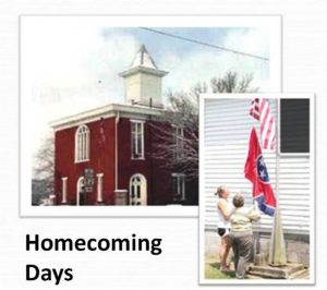 Homecoming Days in Clay County, TN